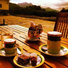 café en la Terraza