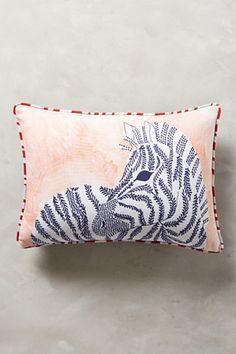 Biota Pillow from Anthropologie