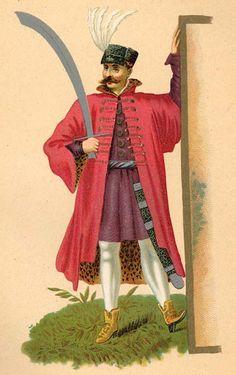 Hungarian nobleman of the sixteenth century by Sebastian Thököly