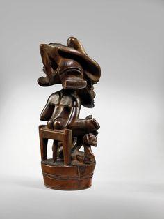 African Art, Lion Sculpture, Statue, Paris, People, Collection, Cunha, Lisbon, Africa