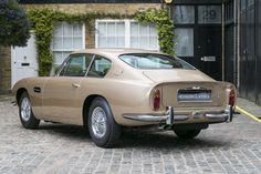 1967 Aston Martin DB6 - years! | Classic Driver Market