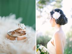 California wedding by Romabea Images