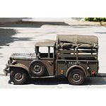 Vintage Dodge M42 Command Iron Framed Model Truck