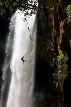 wanna try #canyoneering ?