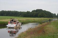 Varen over de Tjonger op de Turfroute Holland, Nostalgia, Places, Netherlands, The Netherlands, Lugares