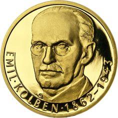 EMIL KOLBEN - 150. VÝROČÍ NAROZENÍ AU Personalized Items