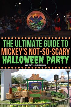 Here are Spooktacular Tips for Mickey's Not So Scary Halloween Party. 2019 Mickey's Not So Scary Halloween Party dates & ticket prices. Plus, Disney planning tips for what you can expect at Mickey's Not-So-Scary at Disney World! #mickeysnotsoscaryhalloweenparty #disneyworld #disneypackinglist