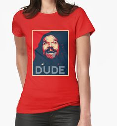 Dude - The Big Lebowski - Poster - The Dude - cult movie - pop culture