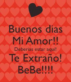 Sad Love, Funny Love, Love Life, Love You, Good Morning Texts, Good Morning Good Night, Good Morning Quotes, Funny Spanish Memes, Spanish Quotes