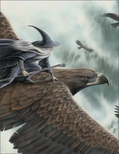 The Eagles are coming!