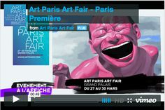 Art Premier, Paris Art, Grand Palais, Art Fair, Marie, Contemporary Art, Gallery, Photography, Design