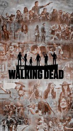 Glenn The Walking Dead, The Walking Dead Poster, The Walk Dead, Walking Dead Art, Walking Dead Series, Fear The Walking, Maggie Greene, Carl Grimes, Daryl Dixon