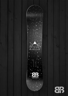 SNOW DAY OFF Snowboard Wrap by Board Rockers