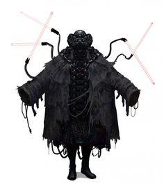 Extraordinary 'Darth Vader' Redesigns by Concept Artist Chenthooran
