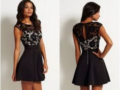 Sexy, Black, Dresses, Fashion, Vestidos, Moda, Black People, Fashion Styles, Dress