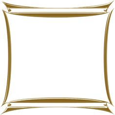 Set of Gold Frames_Frame14_Scrap and Tubes.png ❤ liked on Polyvore featuring frames, backgrounds, borders and picture frame