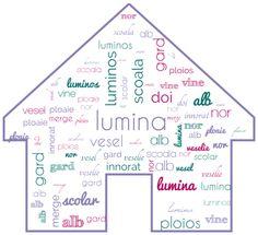 EmaLaScoala_Cuvinte_in_forme (16) Periodic Table, 1, Bullet Journal, School, Literatura, Rome, Teachers, Periodic Table Chart, Periotic Table