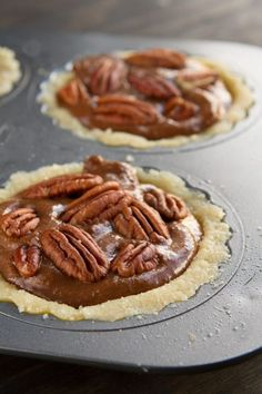 No Sugar (she uses stevia) Low-Carb Chocolate Pecan Pie | Healthful Pursuit (Good for our friends who don't like their dessert too sweet.)