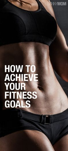 If you feel like you've been struggling to finally get on track, here are a few tips to get you motivated and on your way to achieving your fitness goals.