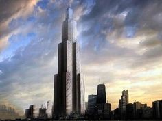 World new tallest building, in three month new building