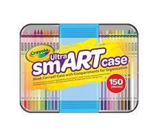 Crayola Ultra Smart Case, Art Tool Kit, Cool Case with Mu... https://www.amazon.com/dp/B01CIMC7XA/ref=cm_sw_r_pi_dp_x_rU.fzbS1XWHMJ