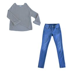 Collectabl Winter Capsule Wardrobe   Sweater   Jeans