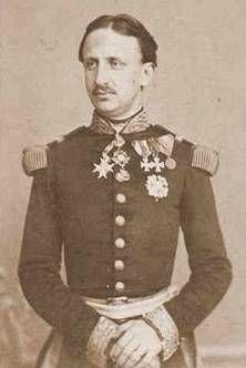 FRANCESCO II DI BORBONE RE DELLE DUE SICILIE(1836-1894).FIFLIO DI FERDINANDO II E DI MARIA CRISTINA DI SAVOIA.SPOSO' SOFIA IN BAVIERA.
