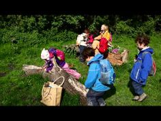 Thanks to Sven Mattes for this video from Cambridge Steiner School Kindergarten Woodland Programme!