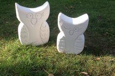 Ytong-Steine! Huhu und Hedwig