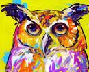 abstract owl art - Google Search