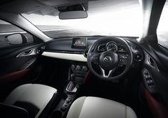 新型マツダCX-3 / Mazda CX-3 @mazdajapan