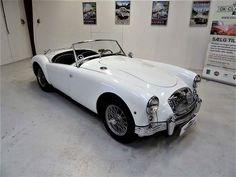 956 MG MGA Roadster The car was registered and titled on December The car was subsequent imported from California in 2004 by the previous Danish owner before undergoing a comprehensive restoration. Cars For Sale, Classic Cars, Restoration, December 12, Danish, Vehicles, California, Cars For Sell, Vintage Classic Cars