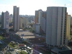 Avenida do CPA Cuiabá - Mato Grosso