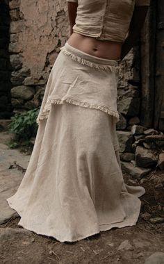 Bohemian Mode, Bohemian Skirt, Gypsy Skirt, Boho Gypsy, Gypsy Style, Boho Chic, My Style, Boho Outfits, Skirt Outfits