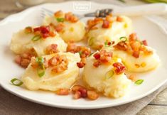B Food, Polish Recipes, Kefir, Cauliflower, Mashed Potatoes, Vegetables, Ethnic Recipes, Impreza, Diet