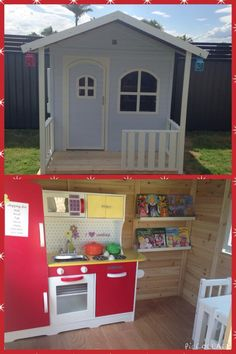 Timber Cubby House. Billie Cubby Great for outdoor play. www.hideandseekcubbies.com.au