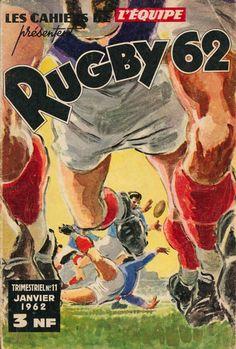 Les Cahiers de l'Équipe - Rugby 62
