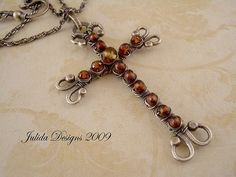 Bejeweled Cross Pendant | Flickr - Photo Sharing!