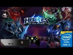 Heroes Of The Storm Beta Live Stream on #AlienWare Alpha (By Battle.NET) Ultra Settings #wowday #wow2015
