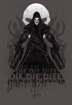 Reaper by AlexRoivas.deviantart.com on @DeviantArt