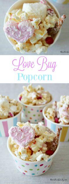 Love Bug Popcorn is