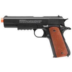 Airsoft Defender Strike Kit Rifle GF M4 + Pistola GF 1912 - Crosman