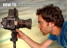 How-To: Portfolio Presentation for Photographers