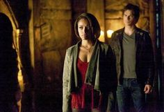 Vampire Diaries' Julie Plec on Damon and Bonnie's Fate, Magic-less Mystic Fall - Today's News: Our Take | TVGuide.com