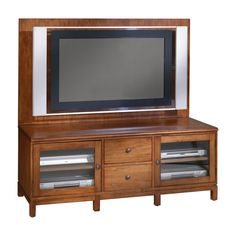 Hawke Media Cabinet and Panel - Ethan Allen US.  $1548