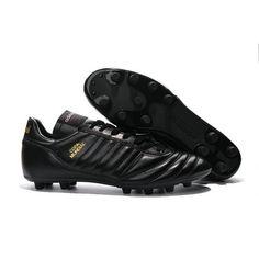 best website 45881 b27f5 Vente pas chère Homme Adidas Copa Mundial FG Noir Or
