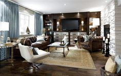 Divine Design: In family room, toasty touches and cozy comforts | Deseret News