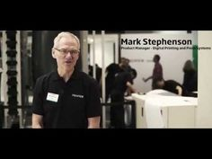 Fujifilm introduces partnership with EPAC at drupa 2016 - YouTube