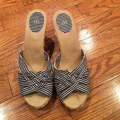 GAP Wedges Size 10, never worn, new, no tags GAP Shoes Wedges