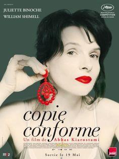 Copie Conforme | Cópia Fiel (2010) - by Abbas Kiarostami